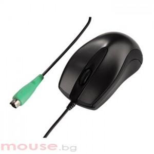 Оптична мишка HAMA-M370,52366, 3-бутона PS/2