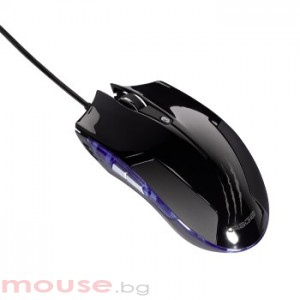 Мишка HAMA Urage, 6 бутонна, 2400dpi, USB