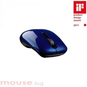 Мишка DELL WM311 Wireless Notebook Mouse Blue