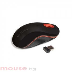 Мишка TARGUS Targus Wireless Bluetrace Mouse Black&Red USB Port