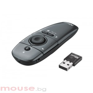 TRUST Preme Wireless Laser Presenter w/mouse