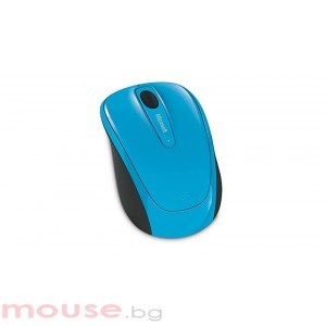 Мишка MICROSOFT L2 Wireless Mobile Mouse3500 Cyan Blue