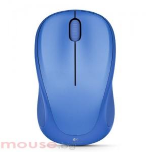 Logitech Wireless Mouse M317, blue bliss