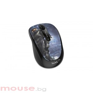 Microsoft Wireless Mobile Mouse 3500 Mac/Win Halo