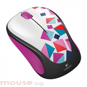 Logitech Wireless Mouse M238 Play Collection - Playing Blocks