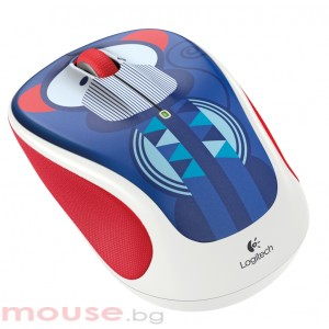Logitech Wireless Mouse M238 Play Collection - Monkey