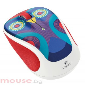 Logitech Wireless Mouse M238 Play Collection - Owl