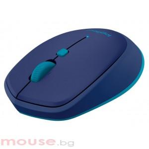 Мишка LOGITECH M535 Bluetooth безжична синя