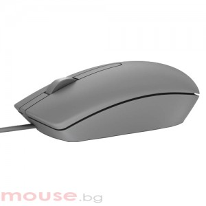 Мишка DELL MS116 оптична сива