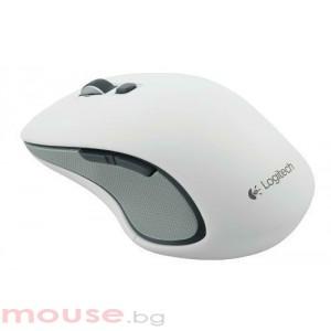 Мишка LOGITECH M560 безжична , бяла
