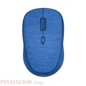 Мишка TRUST Yvi Fabric Wireless Mouse – син
