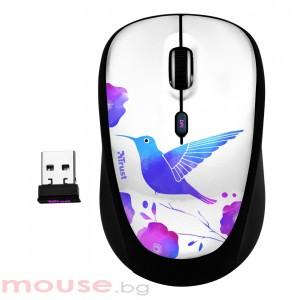 Мишка TRUST Yvi Wireless Mouse - bird