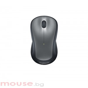 Мишка LOGITECH Wireless Mouse M310 New Generation - SILVER - 2.4GHz