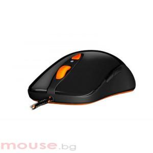 Геймърска мишка SteelSeries Sensei RAW Heat Orange