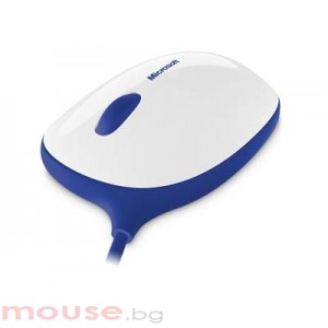 Microsoft Express Mouse White&Blue