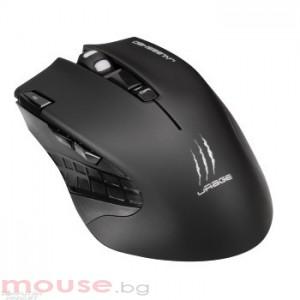 Мишка HAMA GMBH Hama uRAGE Unleashed безжична геймърска мишка