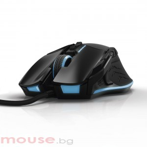 Мишка HAMA uRage Reaper Revolution черен геймърска USB