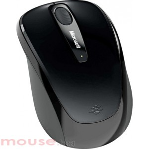Мишка Microsoft Wireless Mobile 3500 Black