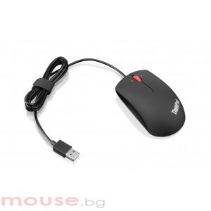 Мишка LENOVO ThinkPad Precision USB Mouse - Midnight Black