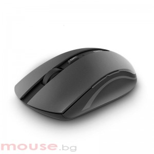 Безжична оптична мишка RAPOO 7200M, Multi-mode, безшумна, Сив