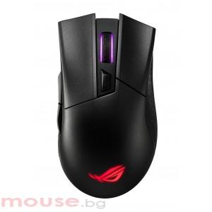Геймърска мишка ASUS ROG Gladius II Wireless