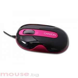 Мишка CANYON CNR-MSD01P USB