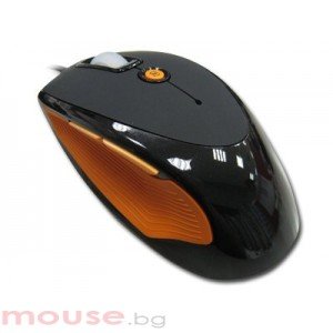 Мишка PRESTIGIO PMSG3Y Black/Yellow