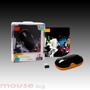 Мишка CANYON CNR-MSOW01O Wireless