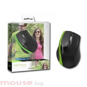 Мишка CANYON CNR-MSO01G USB 2.0