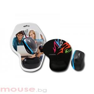 Мишка CANYON CNR-MSPACK4BL USB