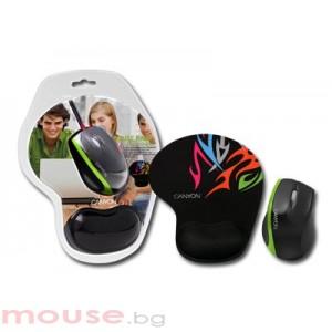 Мишка CANYON CNR-MSPACK4G USB
