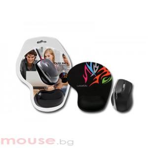 Мишка CANYON CNR-MSPACK4S USB