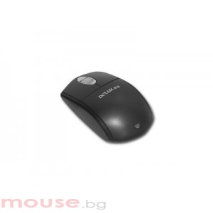 Мишка DELUX DLM-361GB_PLUS_G01UF/BLACK Wireless