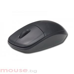 Мишка Delux DLM-371GB Black