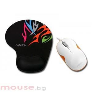 Мишка CANYON CNR-MSPACK5O USB