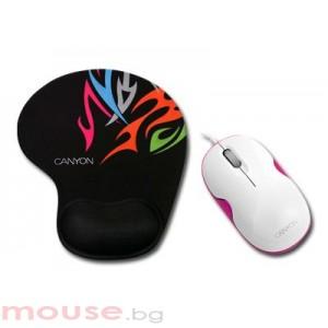 Мишка CANYON CNR-MSPACK5P USB