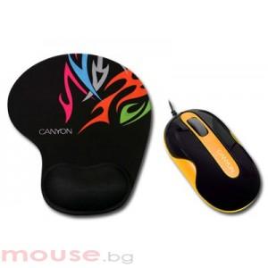 Мишка CANYON CNR-MSPACK6O USB