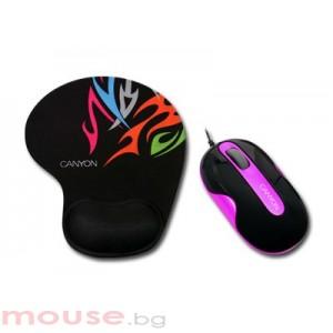 Мишка CANYON CNR-MSPACK6P USB
