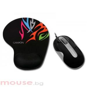 Мишка CANYON CNR-MSPACK6S USB