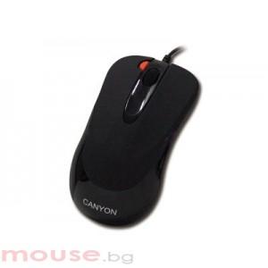 Мишка CANYON CNR-MSO04 Black