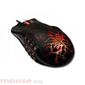 Мишка RAZER Naga Molten