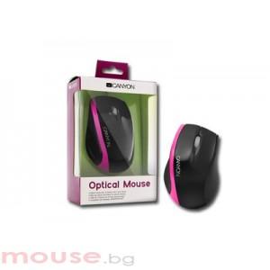 Мишка CANYON CNR-MSO01NP USB