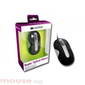 Мишка CANYON CNR-MSD01NS Silver