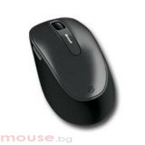 Мишка MICROSOFT Comfort Mouse 4500 (Кабел, Оптичен,USB), Черен
