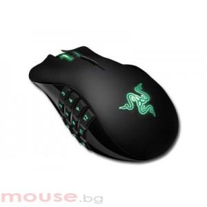 Мишка RAZER Naga, Черен, USB