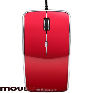 Мишка PRESTIGIO PMSO05RD USB 2.0