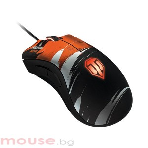 Мишка RAZER Deathadder 2013 - World of Tanks Ed. - FRML, USB