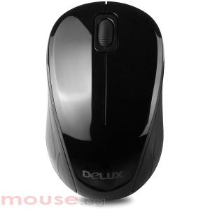 Мишка DELUX DLM-135GB-G23UF Wireless