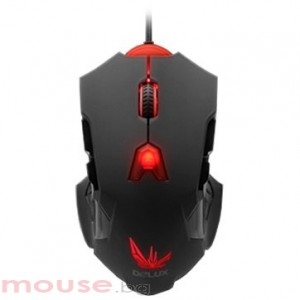 Мишка DELUX DLM-811LU USB 2.0