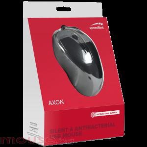 Мишка SPEED-LINK AXON Silent & Antibacterial Mouse